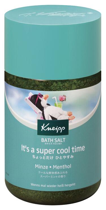 2017/4/24(最新発売日: 2021/4/27)発売 クナイプ クナイプ バスソルト スーパーミントの香り