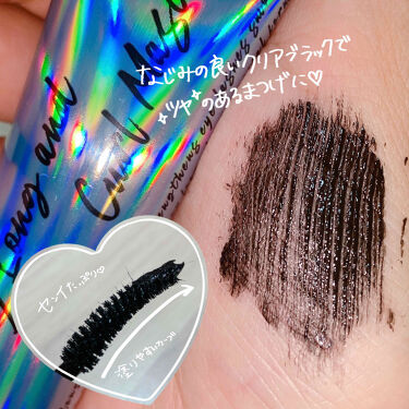 All Day Long and Curl Mascara/Milk Touch/マスカラを使ったクチコミ(3枚目)