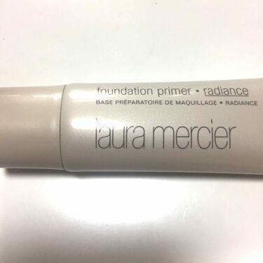 ファンデーションプライマー ラディアンス/laura mercier/化粧下地を使ったクチコミ(1枚目)