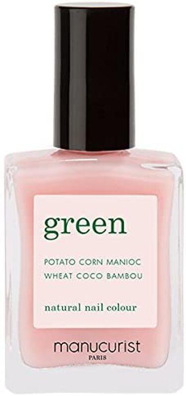グリーン ナチュラルネイルカラー オーテンシア 31001