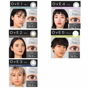 OvE/OvE/カラーコンタクトレンズを使ったクチコミ(4枚目)