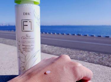 ハトムギ ローション [F1]/DHC/化粧水を使ったクチコミ(3枚目)
