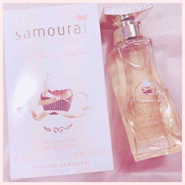 ドルチェ バニラ オードパルファム/サムライウーマン/香水(レディース)を使ったクチコミ(1枚目)