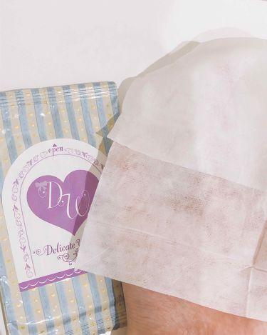 ソフィ デリケートウェットシート フレッシュフローラルの香り/ソフィ/デオドラント・制汗剤を使ったクチコミ(1枚目)