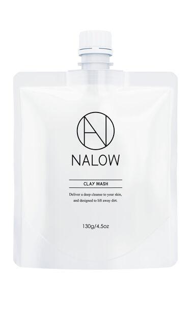 2021/10/1発売 NALOW クレイウォッシュ