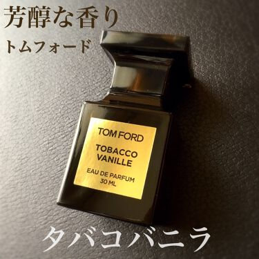 【画像付きクチコミ】TOMFORDBEAUTYのタバコ・バニラオードパルファムスプレィ30mlです。@コスメショッピングで30mlの販売があり(他は50mlが多い)、飛びつきました。🌟香り@コスメの商品説明から香りの説明を引用すると、「クリーミーなトンカ...