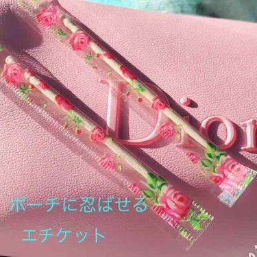 花柄個包装つまようじ/DAISO/その他オーラルケアを使ったクチコミ(1枚目)
