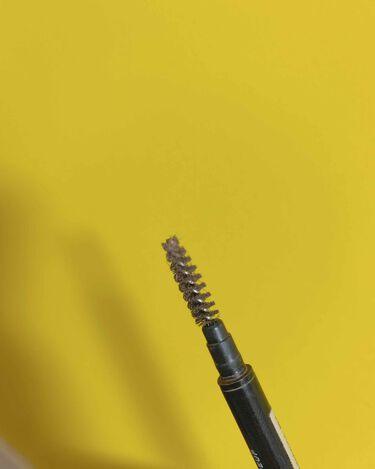 UR GLAM SLIM SKETCH EYEBROW PENCIL/DAISO/アイブロウペンシルを使ったクチコミ(4枚目)