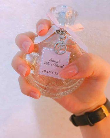 ジルスチュアート リラックス オード ホワイトフローラル/ジルスチュアート/香水(レディース)を使ったクチコミ(1枚目)