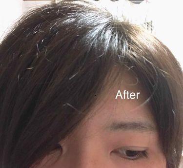 エブリ カラートリートメント/アンナドンナ/ヘアカラー・白髪染め・ブリーチを使ったクチコミ(3枚目)