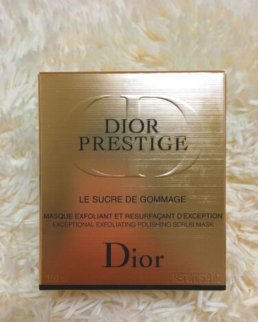 プレステージ ル ゴマージュ/Dior/ゴマージュ・ピーリングを使ったクチコミ(3枚目)