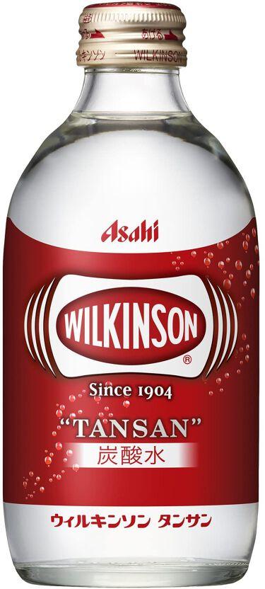 Wilkinson Tansan (ウィルキンソン タンサン/炭酸水) ワンウェイびん 300ml
