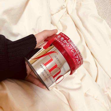 須菩提さんの「フィーノプレミアムタッチ 浸透美容液ヘアマスク<ヘアパック・トリートメント>」を含むクチコミ