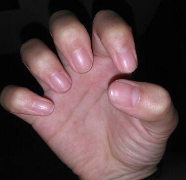 スチール爪切り/無印良品/ネイル用品を使ったクチコミ(4枚目)