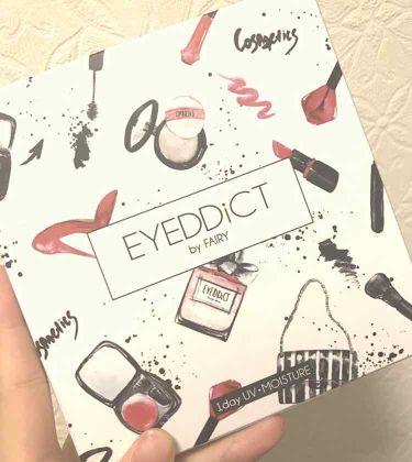 EYEDDiCT/カラーコンタクト/その他を使ったクチコミ(1枚目)