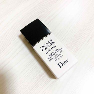 ディオールスキン フォーエヴァー&エヴァー ベース SPF20/PA++/Dior/化粧下地を使ったクチコミ(3枚目)