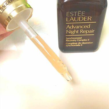 アドバンス ナイト リペア SR コンプレックス II/ESTEE LAUDER/美容液を使ったクチコミ(2枚目)