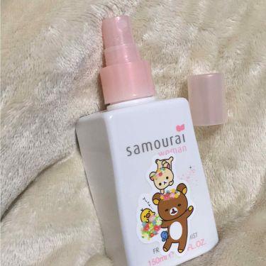 サムライウーマンフレグランスミスト コロン/サムライウーマン/香水(レディース)を使ったクチコミ(3枚目)