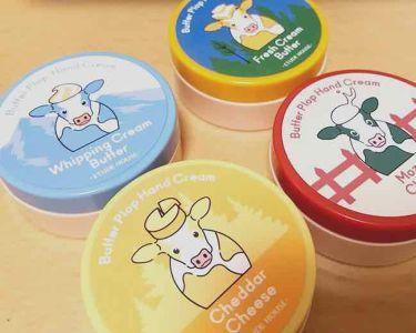 バターハンドクリーム/ETUDE HOUSE/ハンドクリーム・ケアを使ったクチコミ(1枚目)