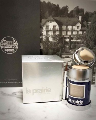 la prairie/la prairie/化粧水を使ったクチコミ(1枚目)
