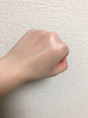 コンフォート UVミルク [ブライト ベージュ]/do natural/日焼け止め(顔用)を使ったクチコミ(3枚目)