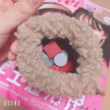 Sweet 雑誌付録/SWEET/雑誌を使ったクチコミ(3枚目)