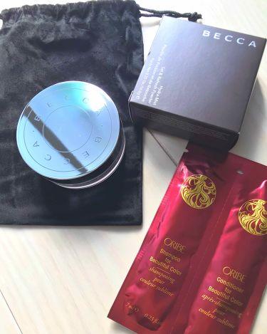 Hydra-Mist Set & Refresh Powder/ベッカ/ルースパウダーを使ったクチコミ(1枚目)