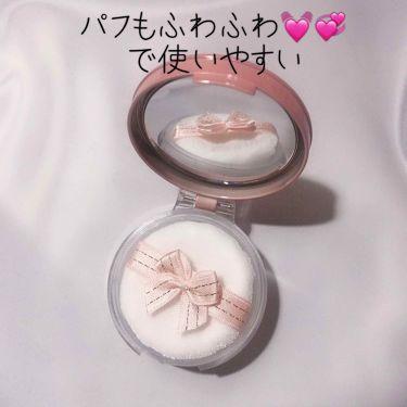ミラー付きパウダーケース/ロージーローザ/その他化粧小物を使ったクチコミ(3枚目)