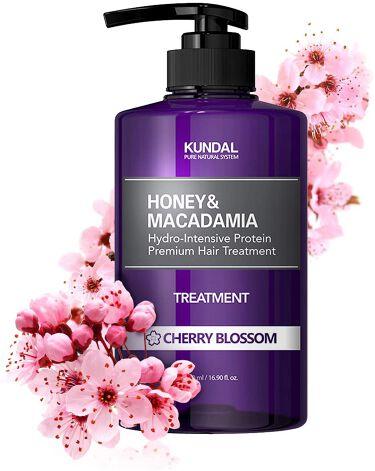 ハニー&マカダミア プロテイントリートメント チェリーブラッサム Cherry blossom