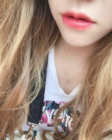 ルージュ ココ フラッシュ/CHANEL/口紅を使ったクチコミ(2枚目)