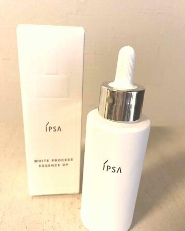 ホワイトプロセス エッセンス OP/IPSA/美容液を使ったクチコミ(1枚目)