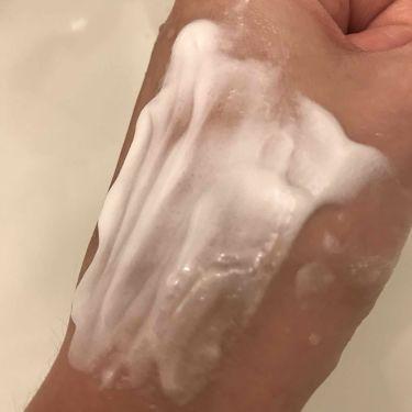 ウォッシュクレンジング N/クレンジングリサーチ/洗顔フォームを使ったクチコミ(2枚目)