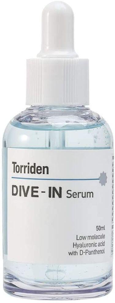 ダイブイン低分子ヒアルロン酸 セラム