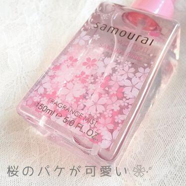 サムライウーマンフレグランスミスト/サムライウーマン/香水(レディース)を使ったクチコミ(2枚目)