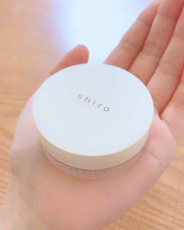 ホワイトカラント 練り香水/shiro/香水(レディース)を使ったクチコミ(2枚目)