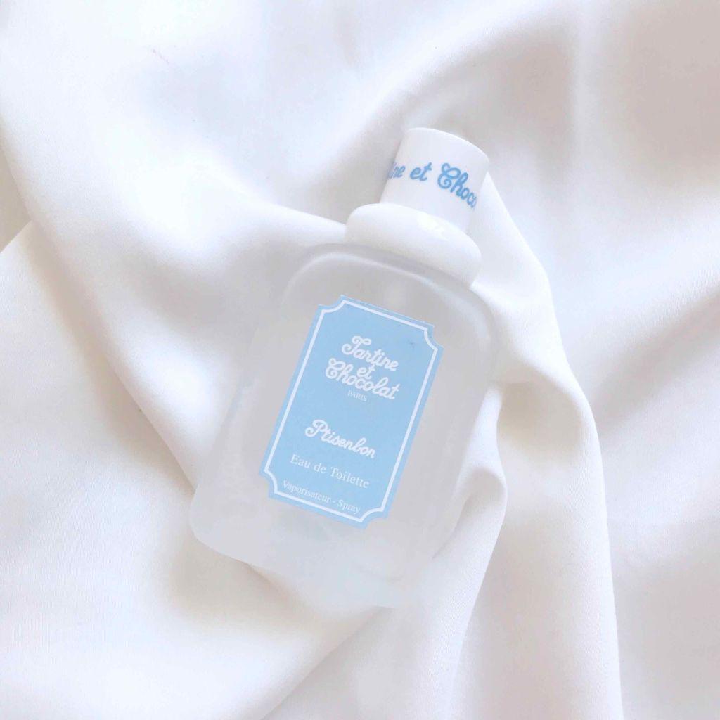 3936477724e8 タルティーヌ・ショコラ プチサンボン オーデトワレ ナチュラルスプレイ(香水(レディース))を使ったクチコミ