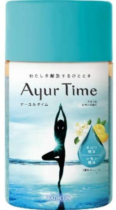 Ayur Time(アーユルタイム) ネロリ&レモンの香り 720g
