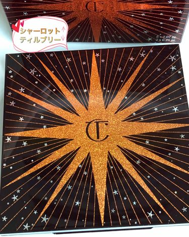 LIMITED EDITION Instant Look in a Palette/CharlotteTilbury/パウダーチークを使ったクチコミ(1枚目)