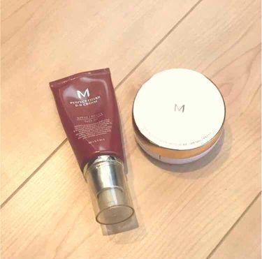 BBクリーム UV SPF40 PA+++/MISSHA/BBクリームを使ったクチコミ(1枚目)