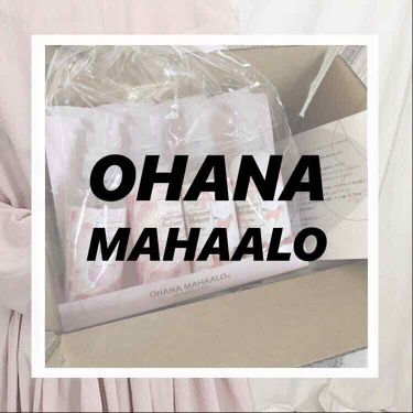 オハナ・マハロ フレグランスシャンプー<ピカケ アウリィ>/OHANA MAHAALO/シャンプー・コンディショナーを使ったクチコミ(1枚目)