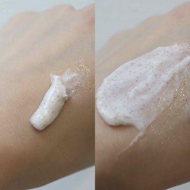 マイルドスクラブ洗顔フォーム/無印良品/ゴマージュ・ピーリングを使ったクチコミ(2枚目)