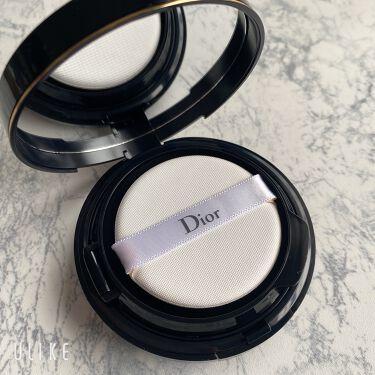 ディオールスキン フォーエヴァー クッション/Dior/クッションファンデーションを使ったクチコミ(4枚目)