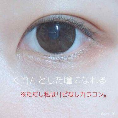 アイクローゼット  シルエットキャメル/カラーコンタクト/その他化粧小物を使ったクチコミ(1枚目)