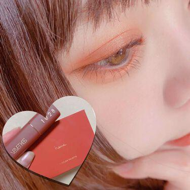 eye color palette/heme/パウダーアイシャドウを使ったクチコミ(2枚目)
