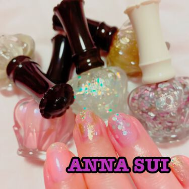 ネイルカラー A/ANNA SUI/マニキュアを使ったクチコミ(1枚目)