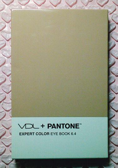 Expert Color Eye Book 6.4 /VDL/パウダーアイシャドウを使ったクチコミ(2枚目)