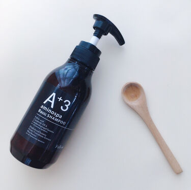 aminospaA+3 paste shampoo/サロンシャンプー/シャンプー・コンディショナーを使ったクチコミ(2枚目)