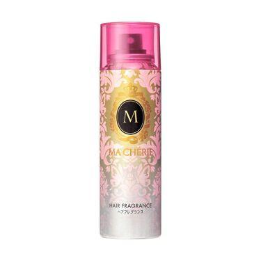 【画像付きクチコミ】めいです(*^^*)今回は、私が普段使っているヘアフレグランスを紹介します。「MACHERIEヘアフレグランスEX」です!ふわっとした甘くて女の子らしい香りです♪でも、さっぱりした甘さで、キツい香りが苦手な方でも大丈夫です。周りの子た...