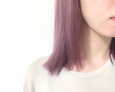 Hello Bubble Foam Color/miseenscene/ヘアカラーを使ったクチコミ(2枚目)