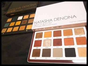 NATASHA DENONA  BIBA PALETTE/Natasha Denona/パウダーアイシャドウを使ったクチコミ(2枚目)